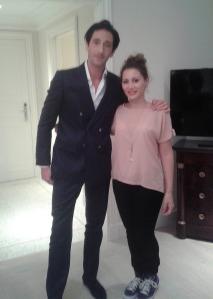 ME & Adrien Brody
